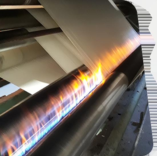 brûleur à gaz industriel parex
