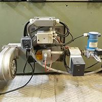 brûleur à gaz industriel vaupack 1er génération v1